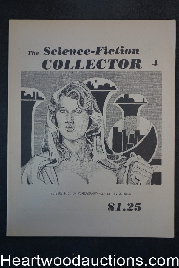 The Science-Fiction Collector Issue #4 July 1977