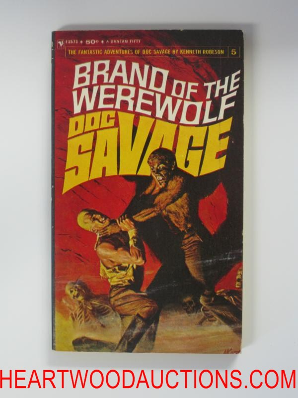 Doc Savage 5