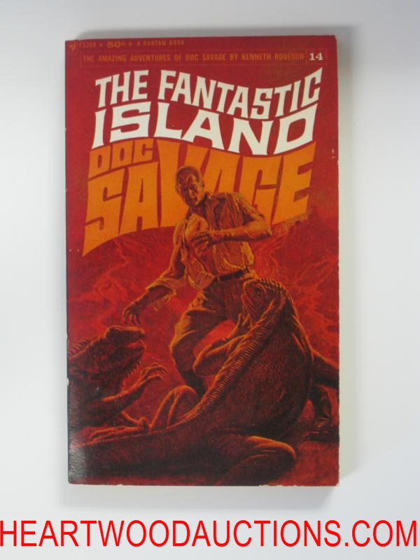 Doc Savage 14 The Fantastic Island