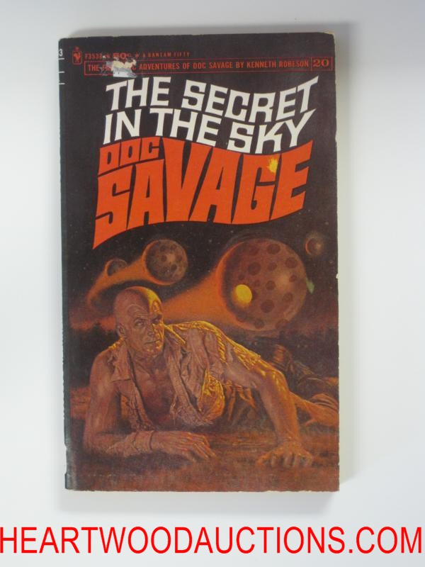 Doc Savage 20 The Secret in the Sky