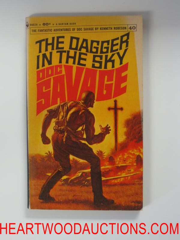 Doc Savage 40 The Dagger in the Sky