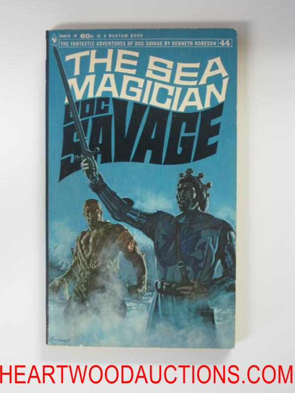 Doc Savage 44 The Sea Magician