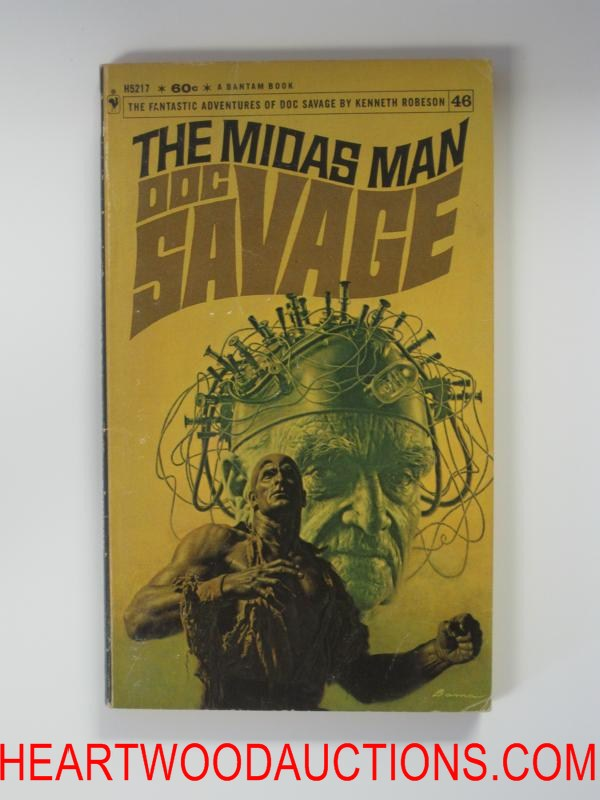 Doc Savage 46 The Midas Man