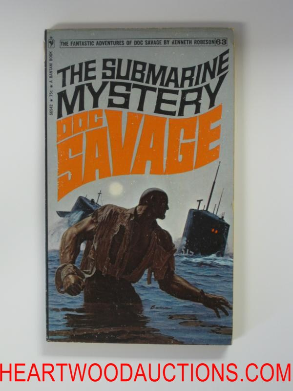 Doc Savage 63