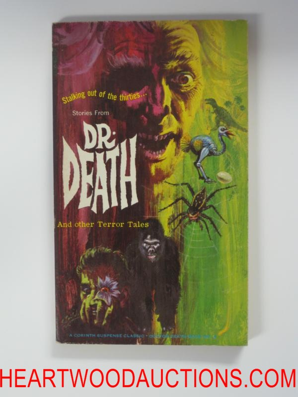 Doctor Death 4  Bonfils Cvr Doctor Death and Other Terror Tales