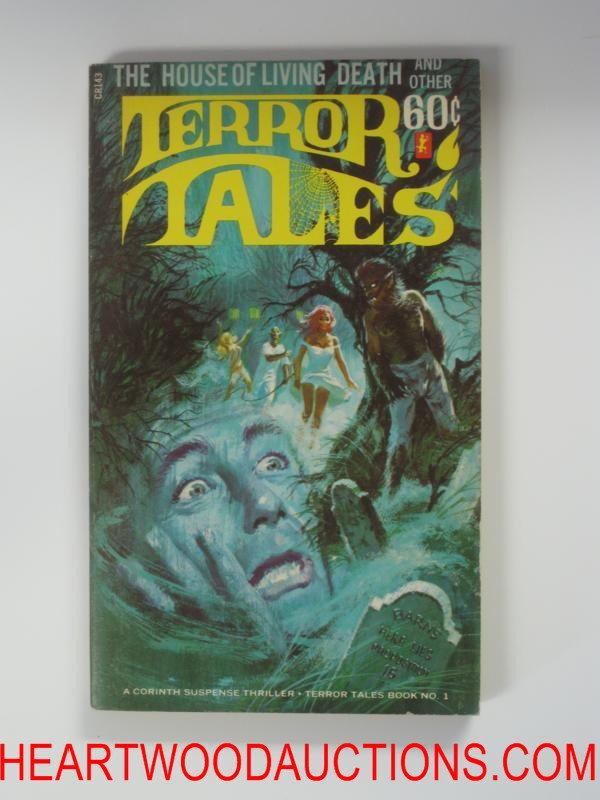 Terror Tales 1 The House of Living Death