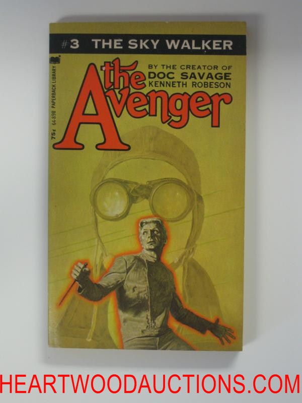 The Avenger 3 The Sky Walker