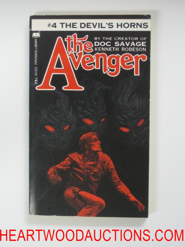 The Avenger 4 The Devil's Horns