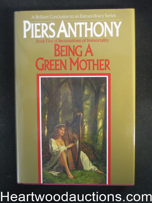 Being A Green Mother by Piers Anthony- High Grade