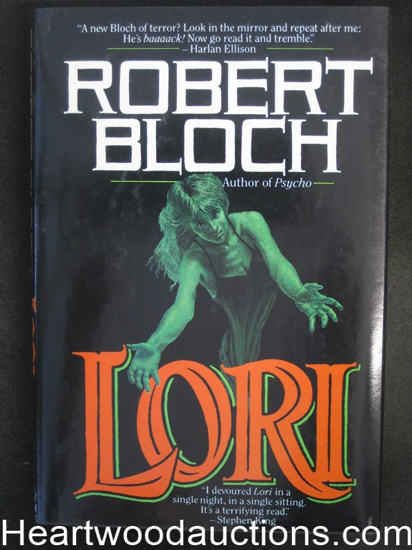 Lori by Robert Bloch- High Grade