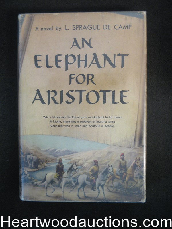 An Elephant for Aristotle by L. Sprague de Camp