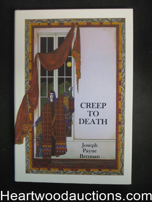Creep to Death by Joseph Payne Brennan