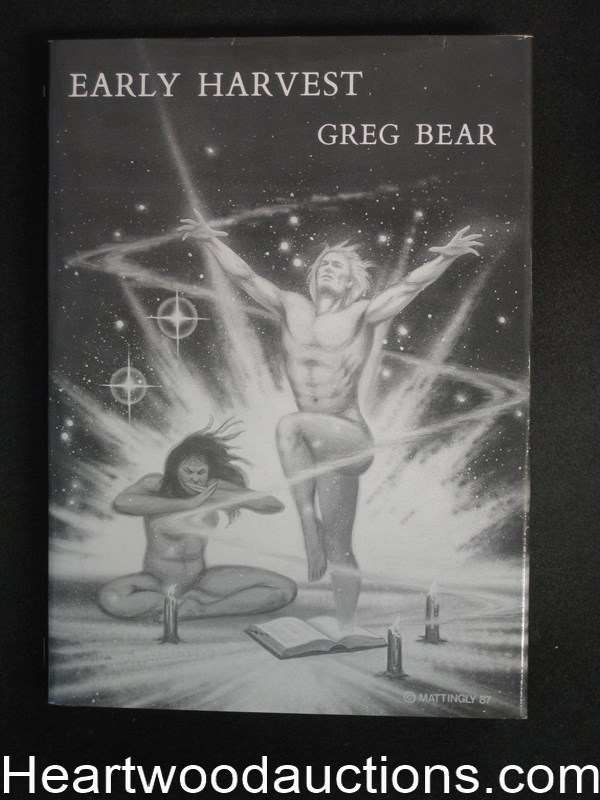 Early Harvest by Greg Bear- High Grade