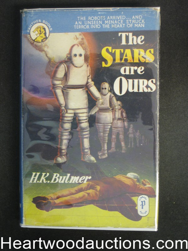 The Stars are Ours by H.K. Bulmer