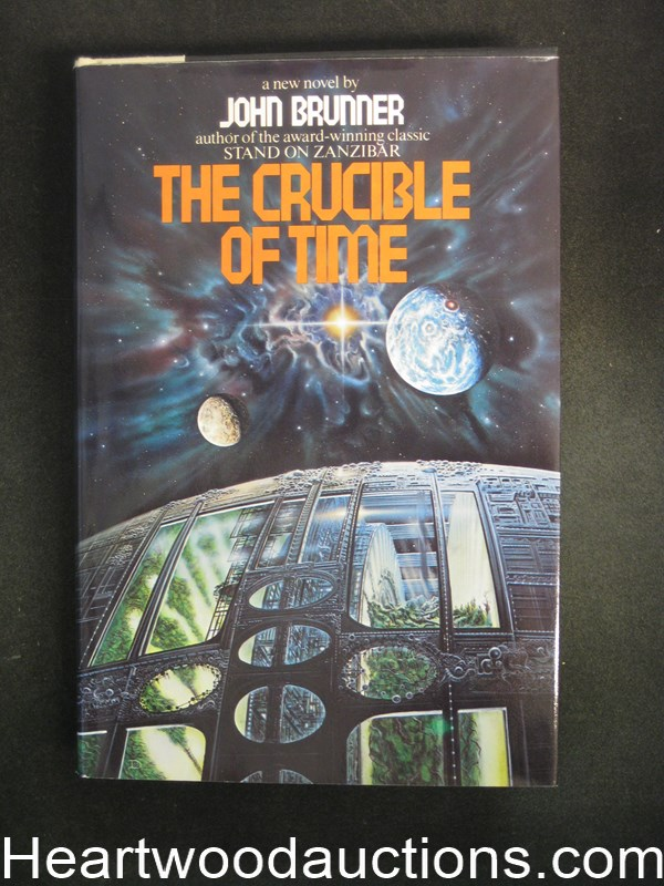 The Crucible of Time by John Brunner- High Grade