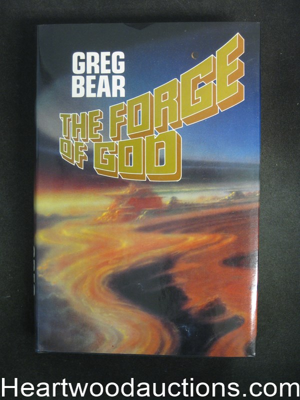 The Force of God by Greg Bear