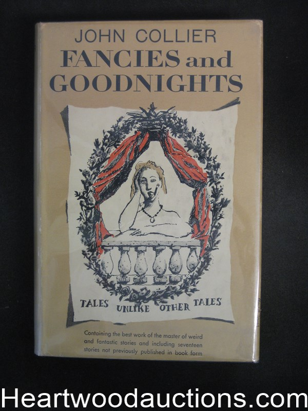 Fancies and Goodnights by John Collier