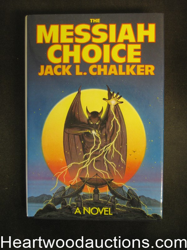 The Messiah Choice by Jack L. Chalker- High Grade