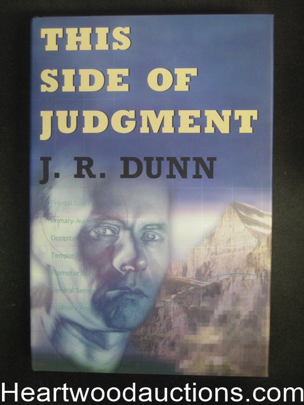 This Side of Judgment by J.R. Dunn