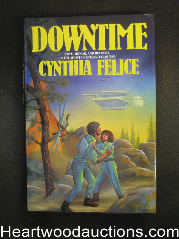 Downtime by Cynthia  Felice
