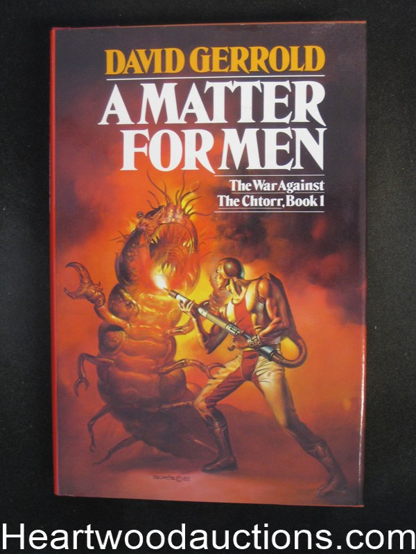 A Matter for Men by David Gerrold