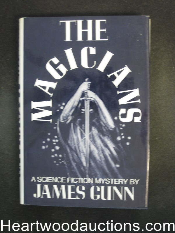The Magicians by James Gunn- High Grade
