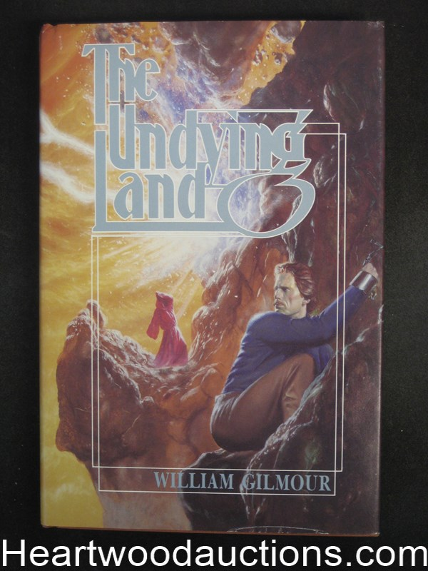 The Undying Land by William Gilmour- High Grade