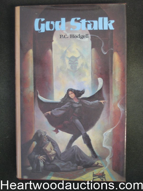 God Stalk by P.C. Hodgell- High Grade