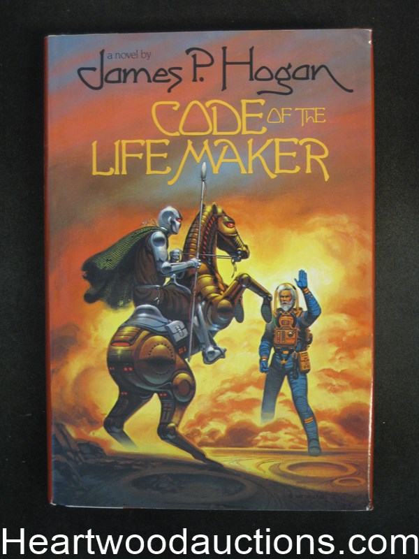 Code of the Life Maker by James P. Hogan