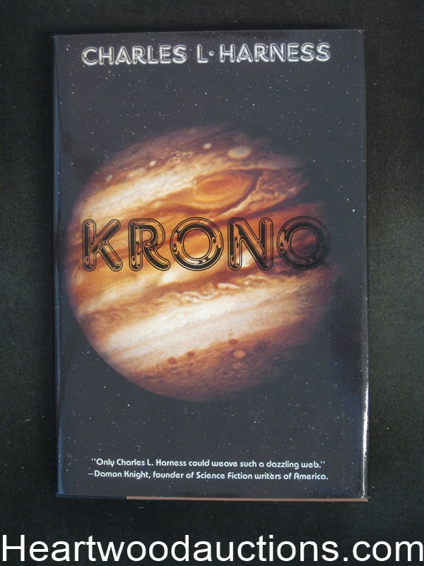 Krono by Charles L. Harness- High Grade