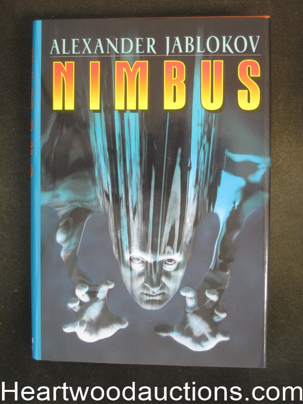 Nimbus by Alexander Jablokov Unread