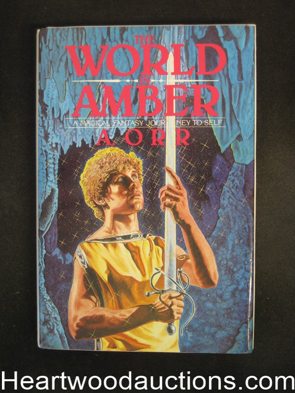 The World in Amber by A. Orr