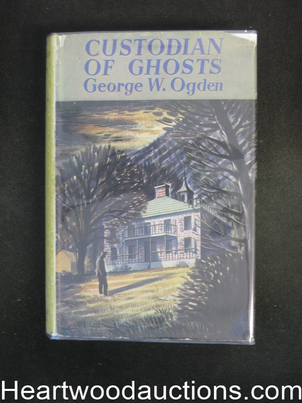 Custodian of Ghosts by George W. Ogden