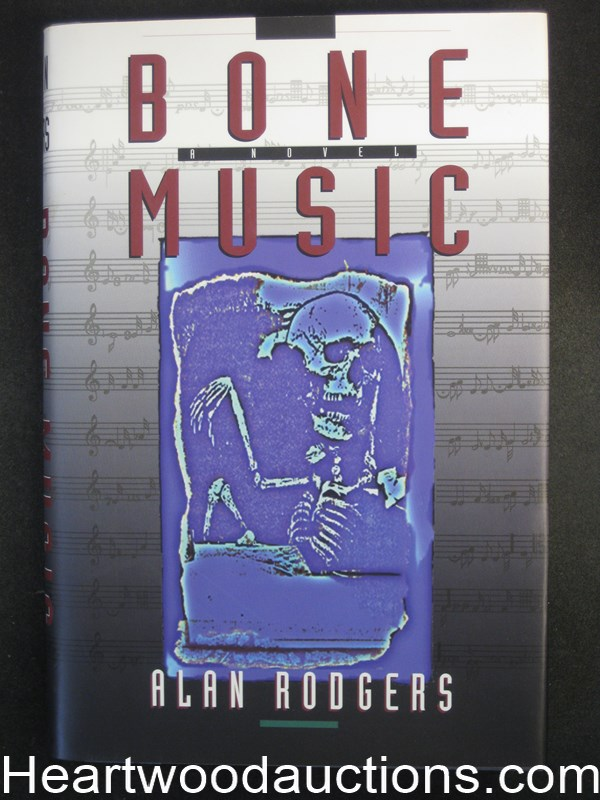 Bone Music by Alan Rodgers Unread Copy
