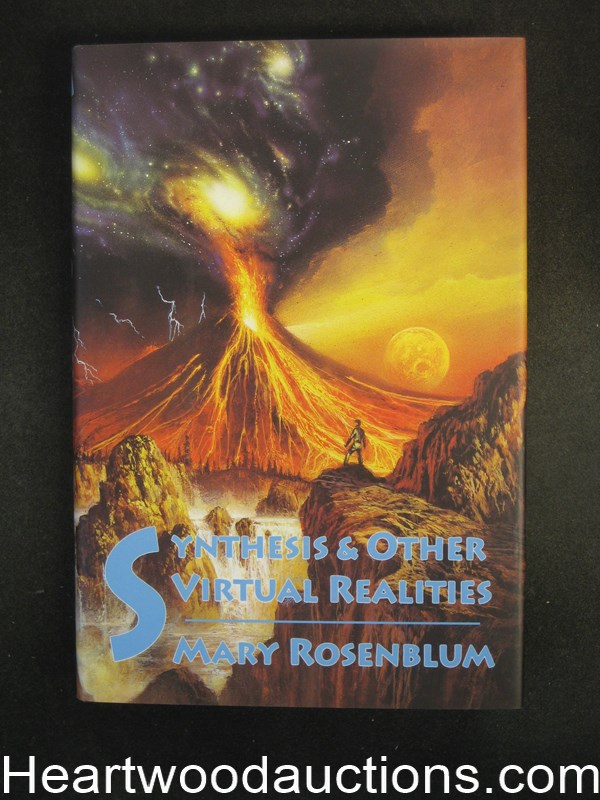 Synthesis and Other Virtual Realities by Mary Rosenblum