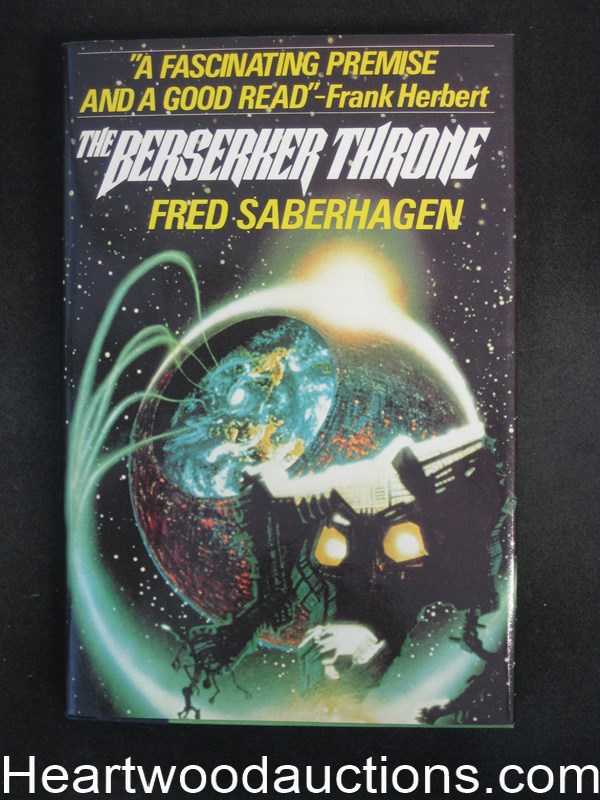 The Berserker Throne by Fred Saberhagen