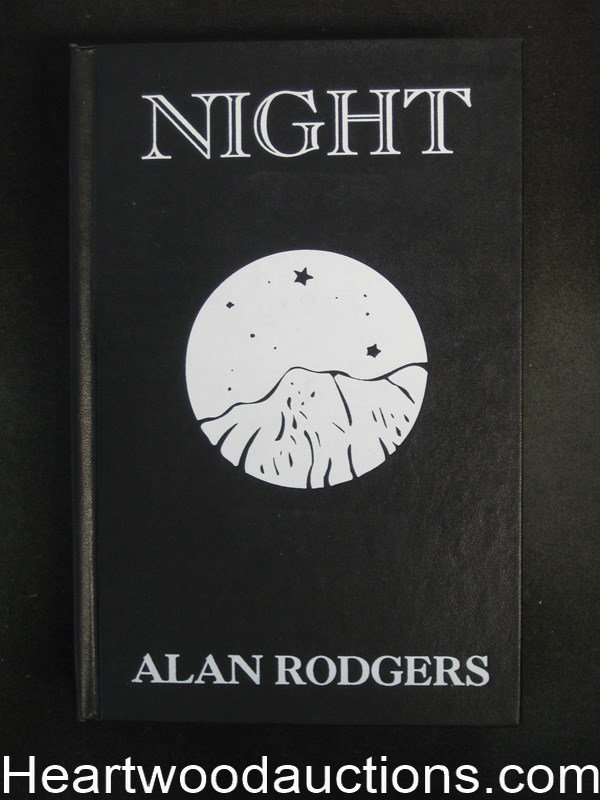 Night by Alan Rodgers (Signed)