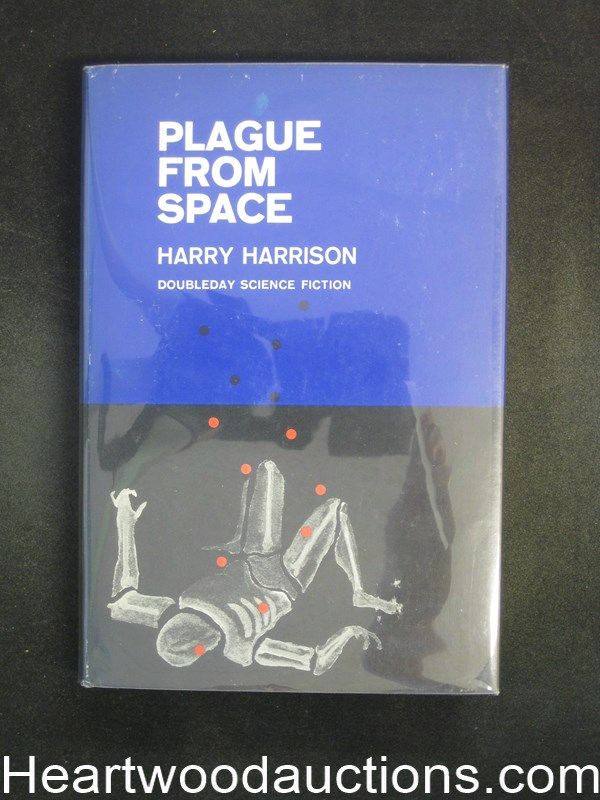 Plague From Space by Harry Harrison