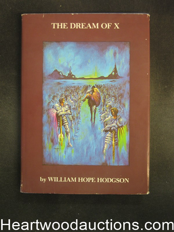 The Dream Of X by William Hope Hodgson Unread Copy