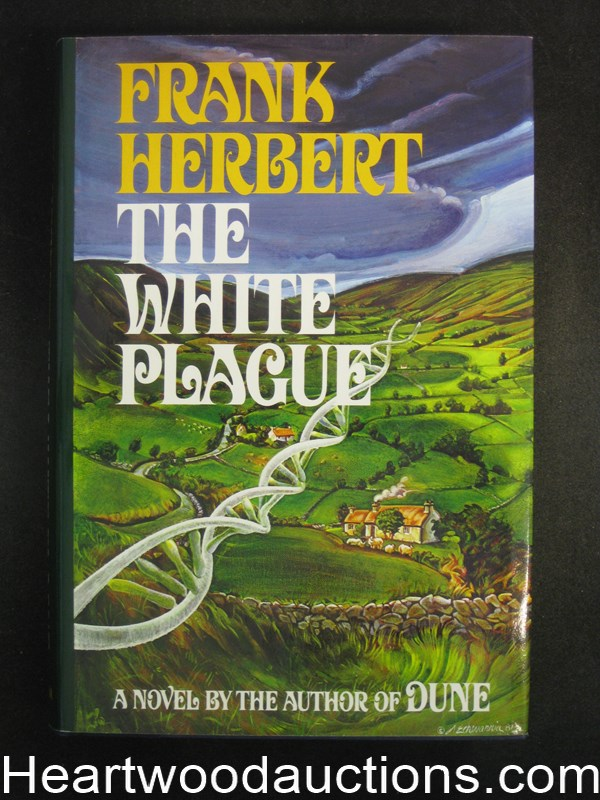 The White Plague by Frank Herbert- High Grade