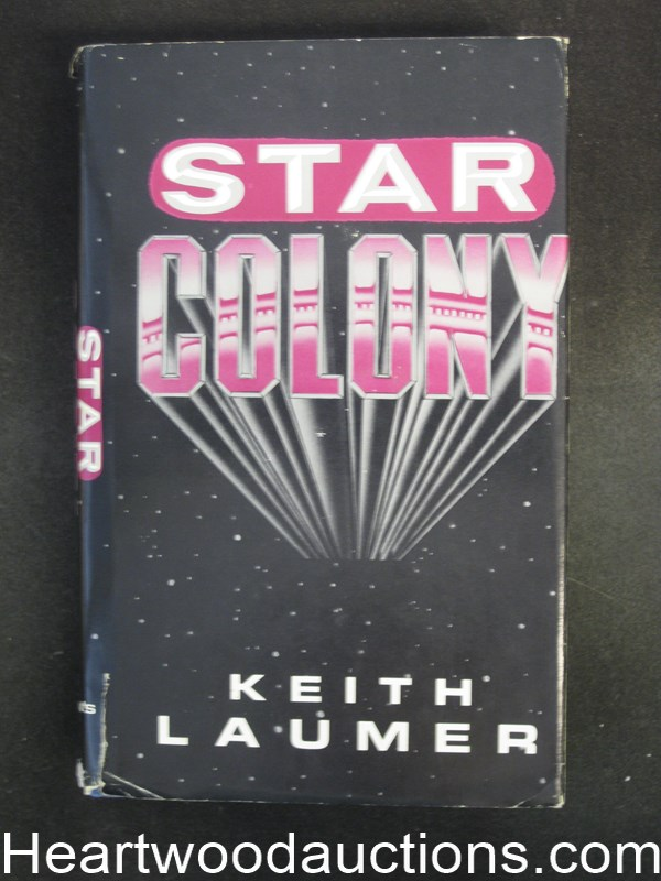 Star Colony by Keith Laumer