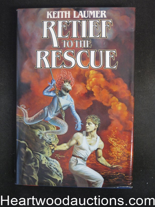 Retief to the Rescue by Keith Laumer- High Grade