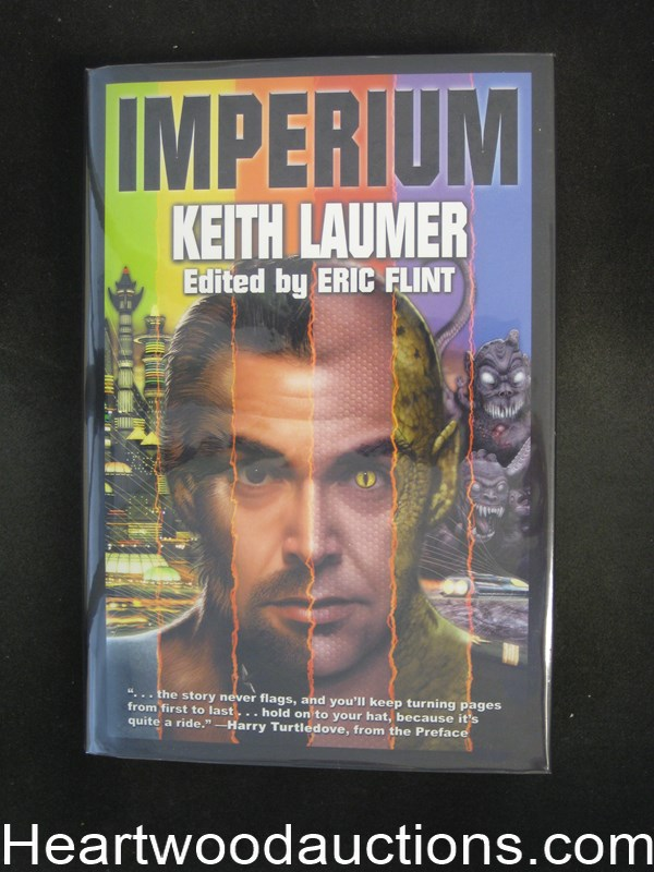 Imperium by Keith Laumer Unread - High Grade