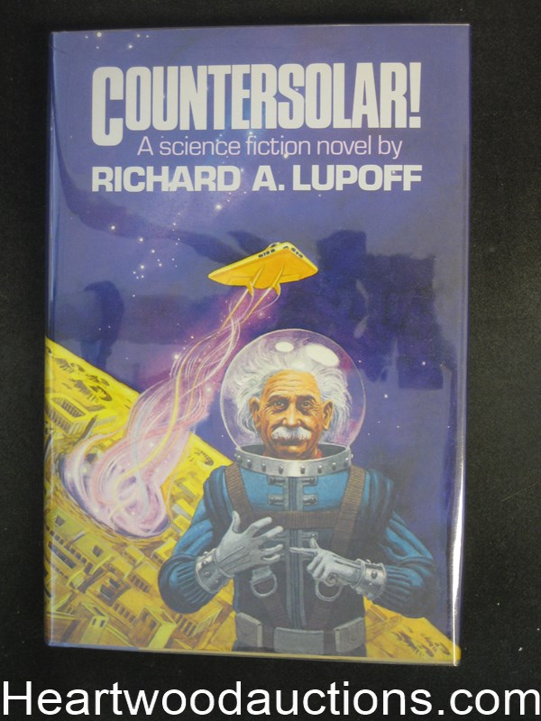 Countersolar! by Richard A.  Lupoff Unread Copy