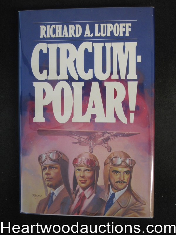 Cirmupolar! by Richard A.  Lupoff Unread- High Grade