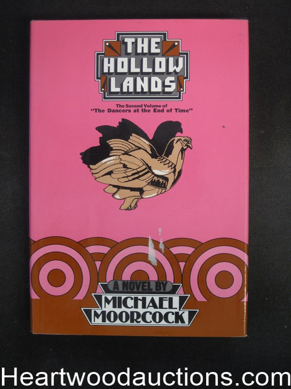 The Hollow Lands by Michael Moorcock- High Grade