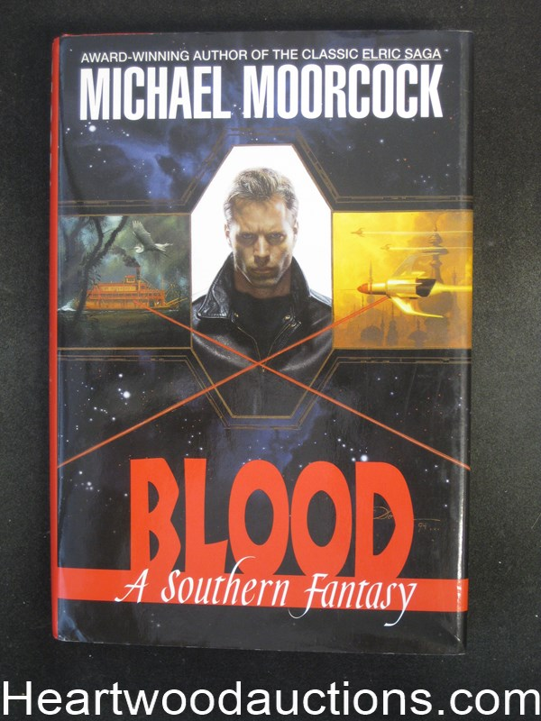 Blood A Southern Fantasy by Michael Moorcock- High Grade