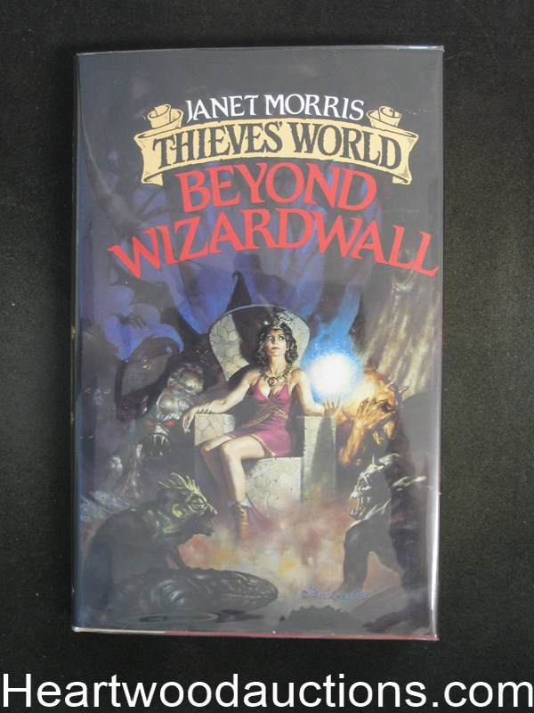 Beyond Wizardwall by Janet Morris Unread
