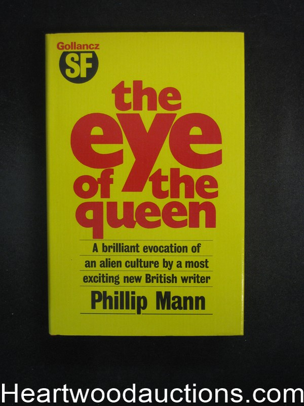 The Eye of the Queen by Phillip Mann Fine- High Grade