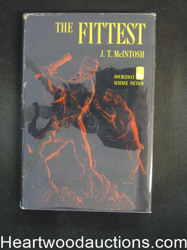 The Fittest by J.T. McIntosh
